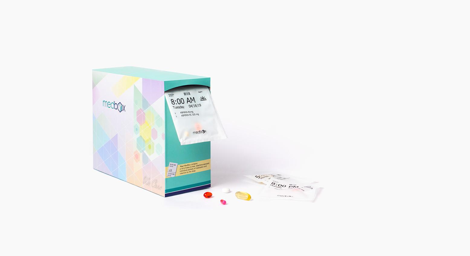 MedBox By AmeriPharma desktop